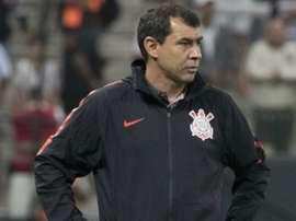 Carille pode deixar o Corinthians rumo a Arábia. Goal