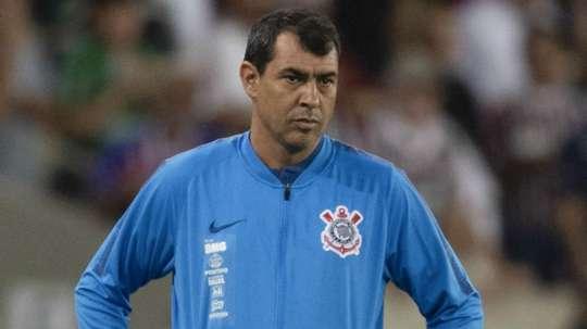 Técnico faz alerta após derrota por 1 a 0 do Timão para o São Paulo