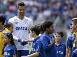 Mano tem dúvida no gol do Cruzeiro. Goal