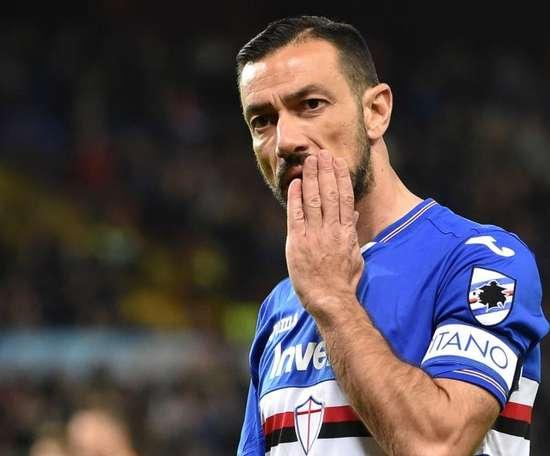 Quagliarella out contro la Lazio. Goal