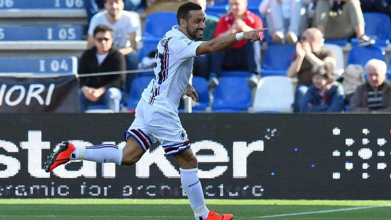 Quagliarella da record in Serie A. Goal