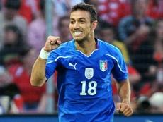 Quagliarella earns Italy recall