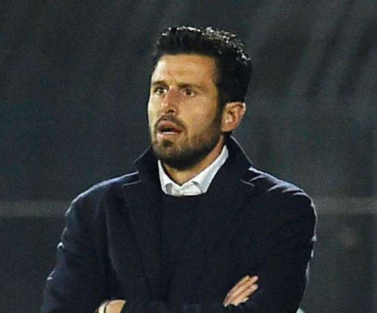 Grosso has taken charge at Verona. GOAL