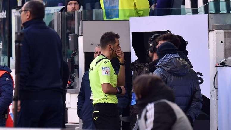 Fabrizio Pasqua Juventus Fiorentina Serie A