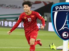 Phuong pourrait faire un essai avec le Paris FC. Goal