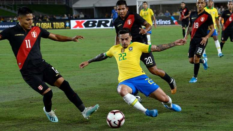 Brazil hoping to grow from first defeat since World Cup - Fagner