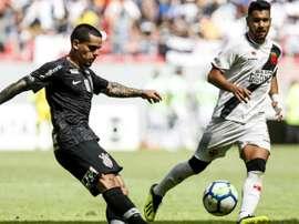 Fagner - Vasco x Corinthians. Goal