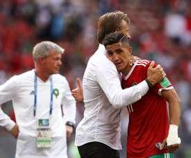 Fajr Maroc. GOAL
