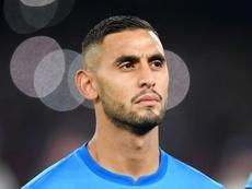 Naples - Faouzi Ghoulam veut remporter un titre. AFP