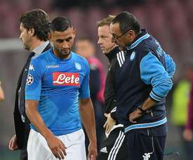 Ghoulam will miss more action after surgery on his knee. GOAL
