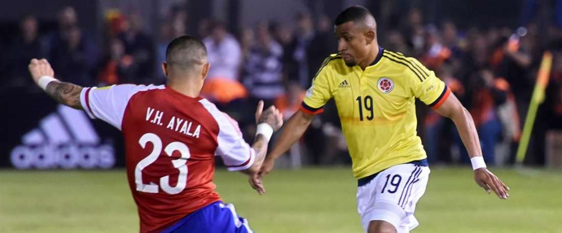 Colômbia: Farid Díaz convocado.Goal