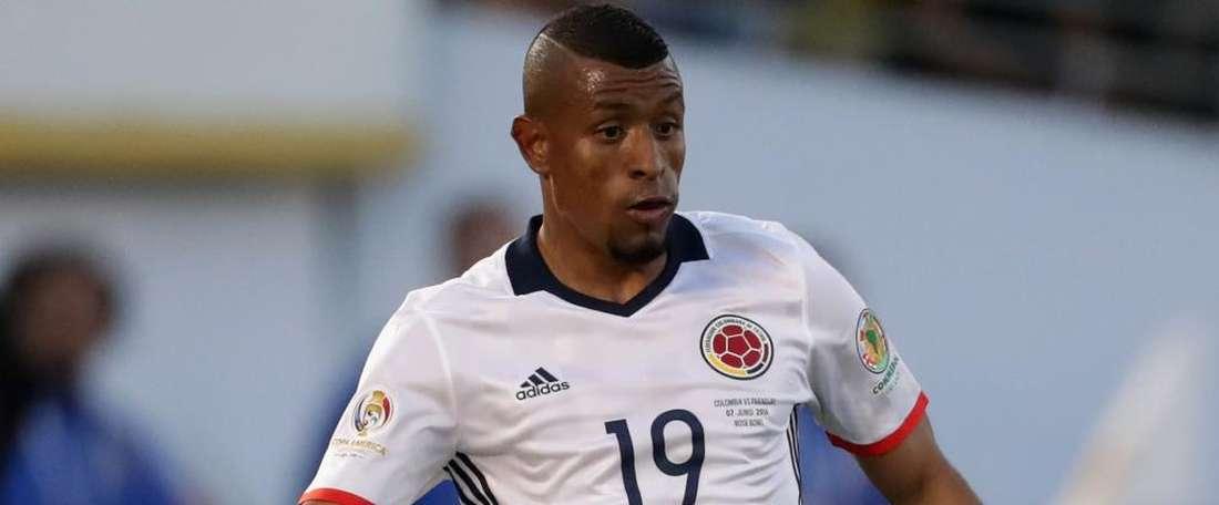 Diaz replaces injured Fabra