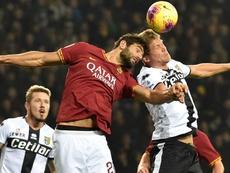 La Roma perde a Parma. Goal