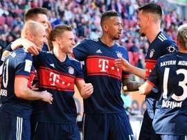 Le champion est une nouvelle fois bavarois. Goal
