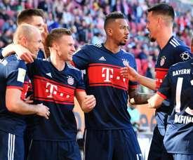 Bayern Munique conquista, novamente, o campeonato na Alemanha. Goal