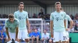 FC Bayern Drochtersen. Goal