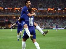 Pedro re delle finali. Goal
