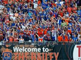Cincinnati awarded MLS franchise for 2019 season
