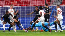 A trop subir, le Stade Rennais a logiquement craqué. goal