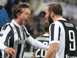 Bernardeschi a marqué contre son ancien club. Goal