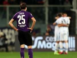 La Fiorentina perde Chiesa per infortunio. Goal