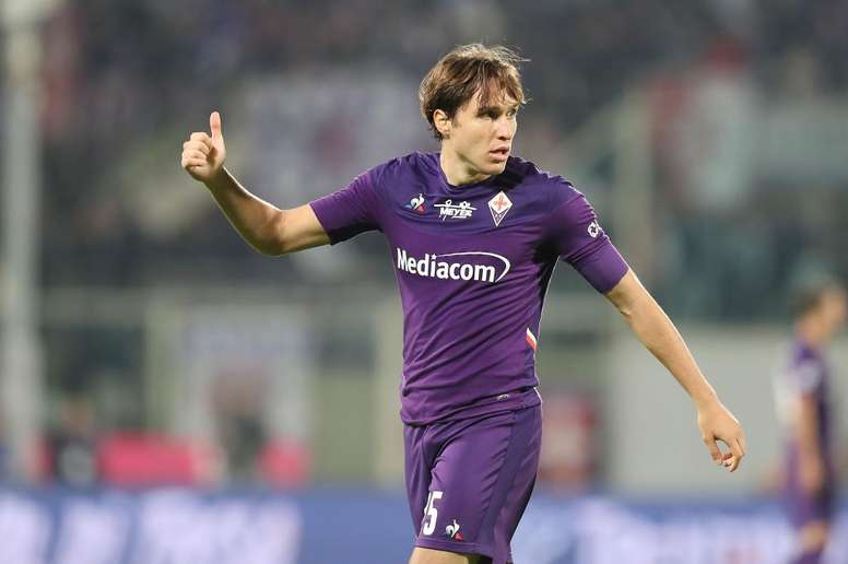 Chiesa potrebbe rinnovare con la Fiorentina. Goal