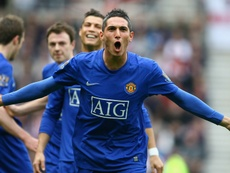 Federico Macheda was tipped to be the next big thing for United. Goal