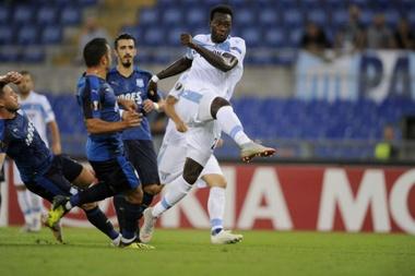 Felipe Caicedo Lazio Apollon