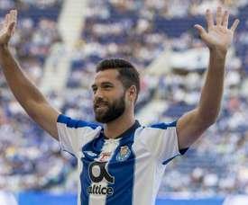 Felipe confirms Porto exit. Goal