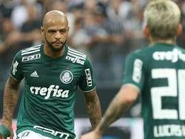 Felipe Melo salva o Verdão. Goal