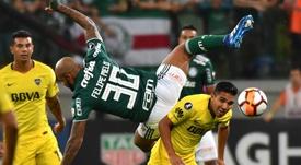 Como o Palmeiras se sai contra o Boca Juniors e outros times da Argentina?