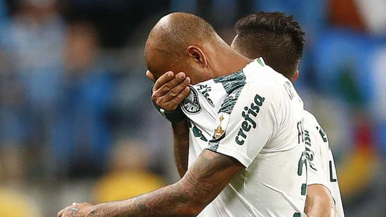 F. Melo ataca Santos: 'num clássico não enche estádio'. GOAL