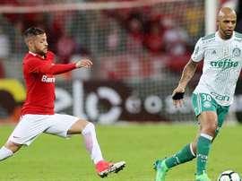 Apesar da derrota, o 'Verdão' segue em frente na Copa do Brasil. Goal