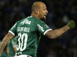 Felipe Melo provoca Corinthians com Drogba e põe Diniz entre melhores técnicos. Goal