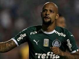 Felipe Melo 'força a barra' ao comparar Melgar x Palmeiras a eliminações de PSG e Juventus