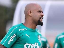 É aniversário do Felipe Melo. Goal