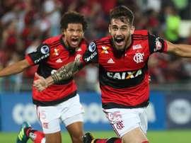 Flamengo 5 x 0 Palestino: Fla atropela o Palestino com direito ao primeiro gol de Vínicius Jr. como