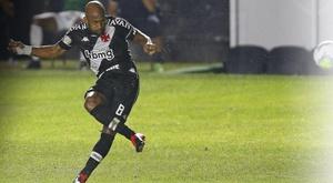 Vasco vence com Fellipe Bastos seguindo o manual de Ramón Menezes. AFP