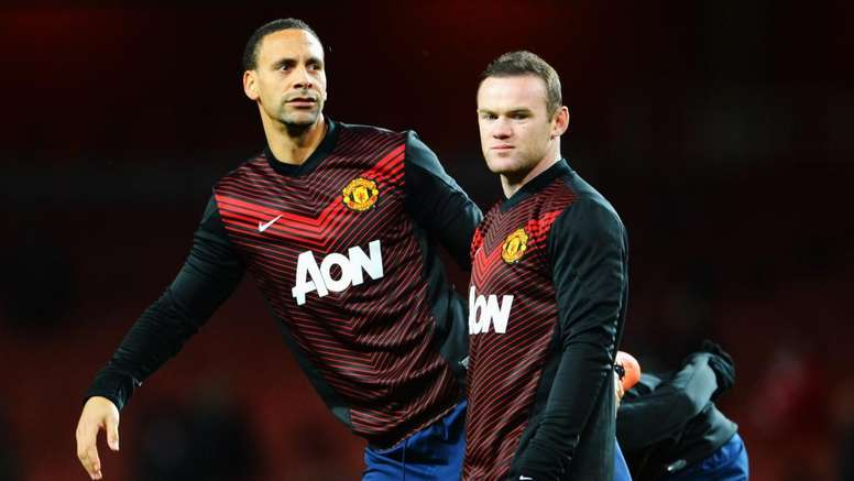 Rooney wants to be Manchester United manager, says Ferdinand.