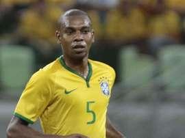 Fernandinho falou no racismo pós-mundial. Goal