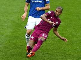 Fernandinho, l'équilibre. Goal