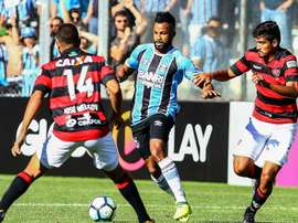 Grêmio perdeu pontos em casa. Goal