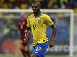 Pep hopes Fernandinho stays at City