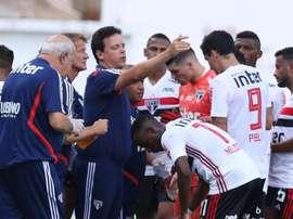 Árbitro que errou contra o São Paulo é afastado. GOAL