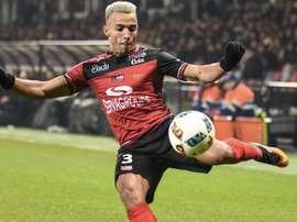 Le latéral brésilien Fernando Marçal est une des grandes révélations de la saison en Ligue 1. Goal