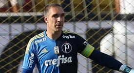 O histórico do 'Verdão': Fernando Prass. Goal
