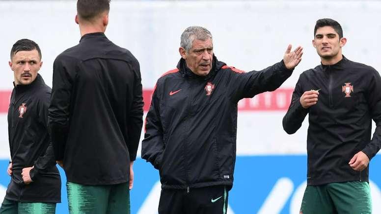 Portugal: últimos ajustes antes da estreia.Goal