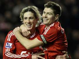 Torres hailed Gerrard as his greatest ever teammate. GOAL
