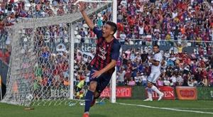 Dream goal for 14-year-old striker