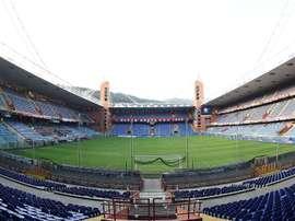 Ferraris Stadium